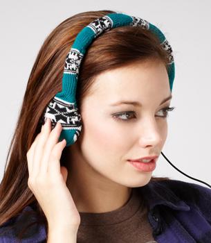 Słuchawki na zime